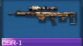 ハイファイ DSR-1の評価|リセマラ当たり武器
