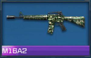 ハイファイ攻略リセマラ当たり武器 M16A2