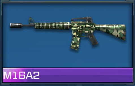 ハイファイ リセマラ当たり武器、銃器 M16A2