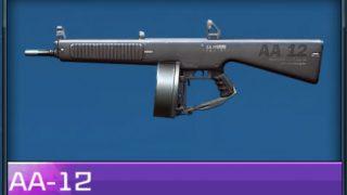 ハイファイ AA-12の評価|リセマラ当たり武器