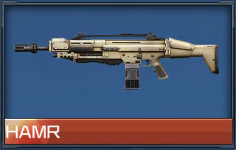 ハイファイ リセマラ当たり武器、銃器 HAMR