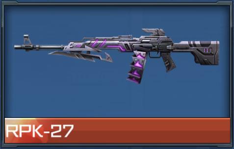 ハイファイ リセマラ当たり武器、銃器 RPK-27