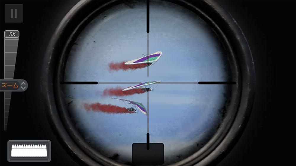 スナイパー3Dアサシン ベストオブで手に入る武器はこちら!クリアのやり方や攻略法の紹介