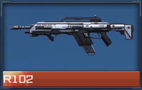 ハイファイ リセマラ当たり武器、銃器 R102