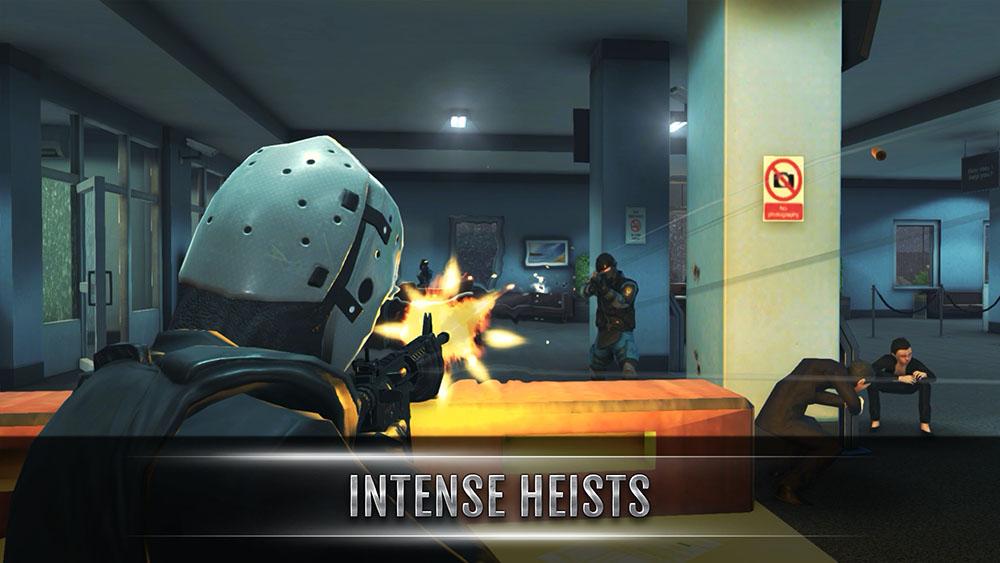 Armed Heist(アームドヘイスト) 配信日や事前登録はいつ?ガチャ当たりやリセマラのやり方と攻略法の紹介