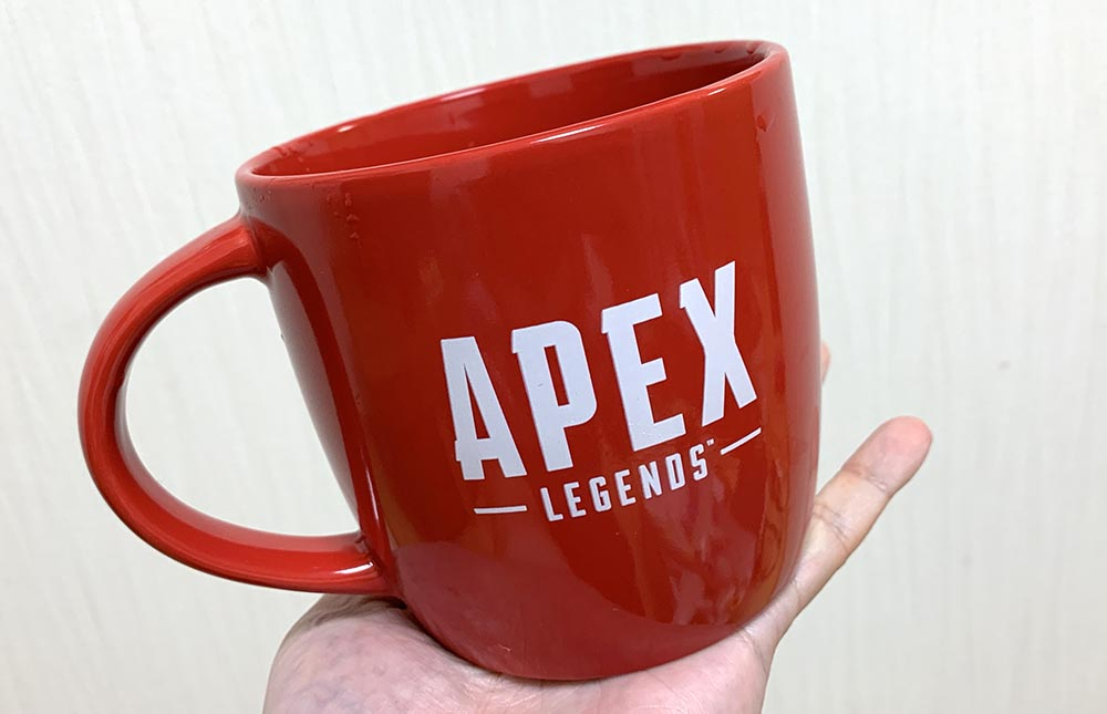 Apex Legendsショップで購入した商品