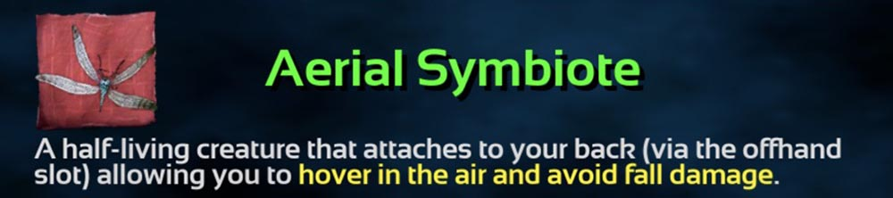 ARKモバイル エアリアルシンビオートとは